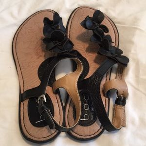 BOC sandals, size 8, barely worn